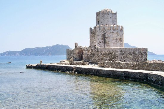 Methoni Castle: The Impressive Tower at the End