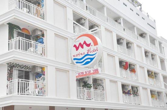 M Narina Hotel : outside