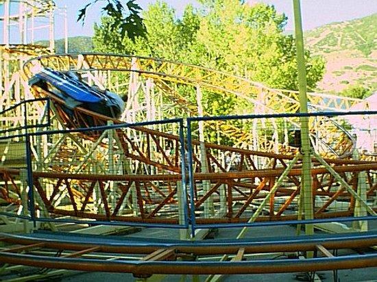 Lagoon Amusement Park: Jet Star