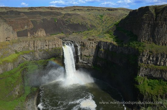 The Weinhard Hotel: Nearby Palouse Falls