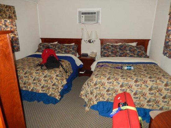 Buffalo Bill Cabin Village: Slaapkamer 2