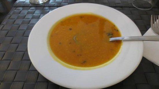 Jardim das Cerejas : Sopa deliciosa