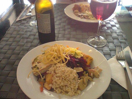 Jardim das Cerejas : Menu livre a 7,50€