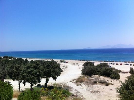 Panorama dalla Taverna Magic Beach
