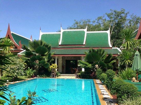 Bang Tao Beach, Thailand: Onze kamer