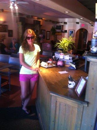 Cock & Bull Cappuccino Bar: Add a caption