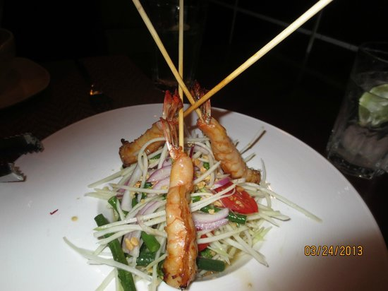 Tamarind authentic malaysian thai cuisine wethersfield for Authentic malaysian cuisine