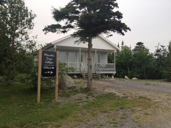 Mountain Range Cottages: Ajouter une légende