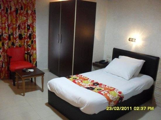 Afamia hotel: rooms