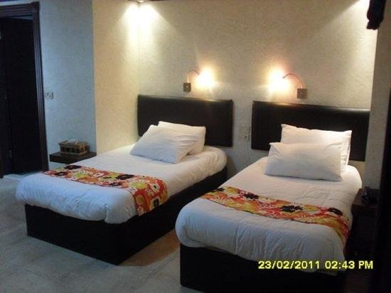 Afamia hotel: double room