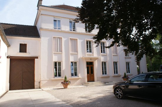 Domaine Champagne Ployez-Jacquemart: Het huis