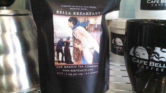 Cafe Bella Coffee: Bella Breakfast Tea