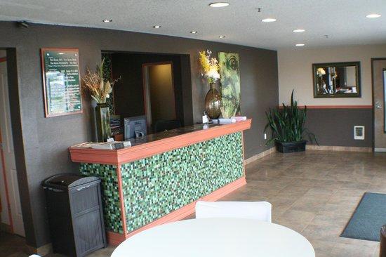 Cedars Ocean View Inn: Office