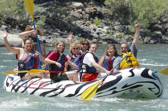 Wild West Rafting: Best White Water Trip Ever!!!