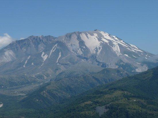 Johnston Ridge Observatory: Mt St Helens