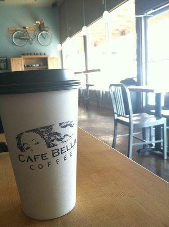 Cafe Bella Coffee: Espresso Beverages