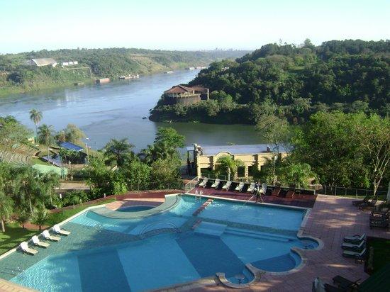 Amerian Portal del Iguazú: Vista desde la habitación