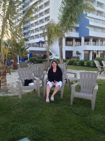 Ocean Place Resort & Spa: hotel grounds