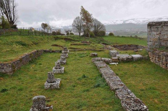 Juliobriga: ruinas01
