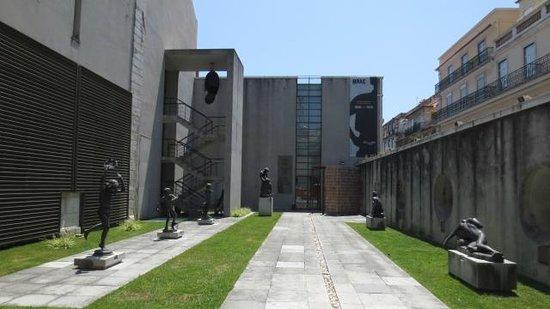 Museu do Chiado: O local é bonito,mas pouco mais do que isto.