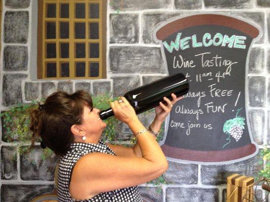 Murielle Winery: Yum!!!