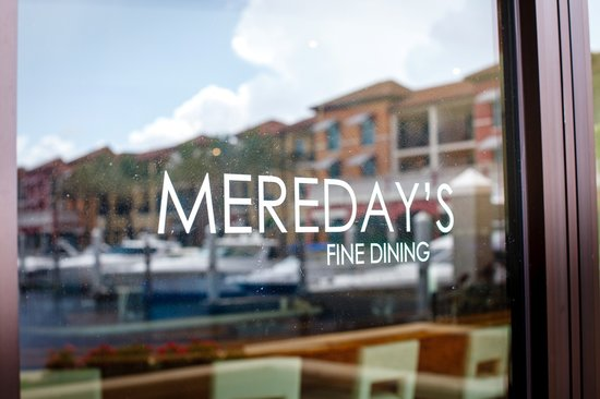 Mereday's Fine Dining: getlstd_property_photo