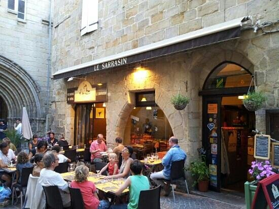 Le sarrasin figeac restaurant reviews phone number photos tripadvisor - Office de tourisme de figeac ...