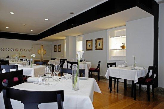 Pousada Barao de Forrester: Restaurante O Barão/Restaurant O Barão