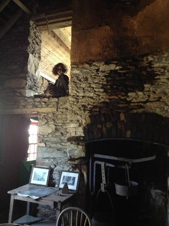 Irish Famine Cottages: HER!