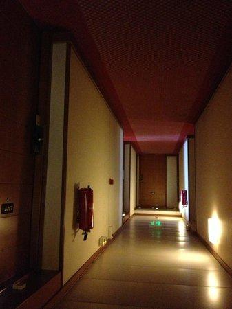 President Hotel : Couloir