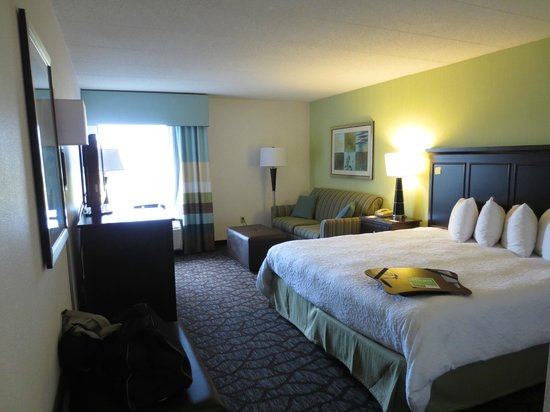 Hampton Inn Cincinnati Northwest Fairfield: a