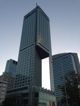 InterContinental Warszawa: Intercontinental Warsaw