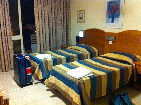 Coral Hotel: Chambre
