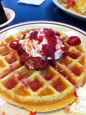 Waffle & Pancake Shoppe: Waffle