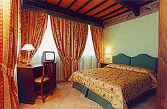 Villa Piccola Siena: Camera
