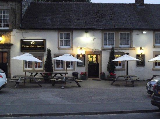 Hartington Hayloft Bed & Breakfast : Devonshire Arms