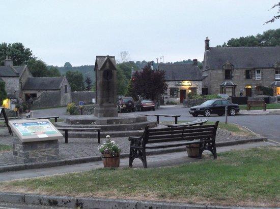 Hartington Hayloft Bed & Breakfast : Heart of the village
