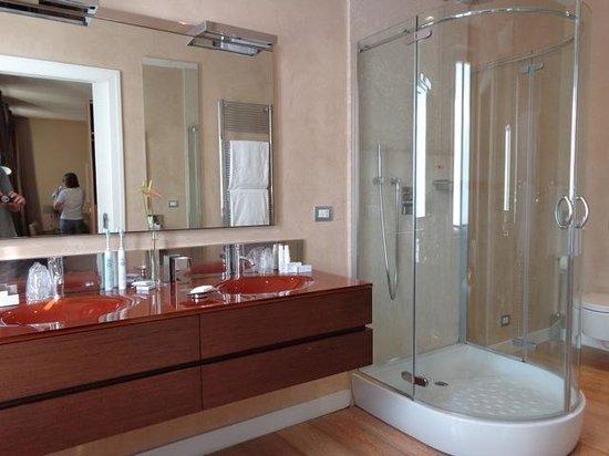 Escalus Luxury Suites Verona: Bad