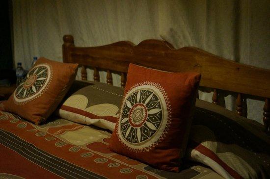 Tarangire Safari Lodge : Room was relatively clean, though felt campy