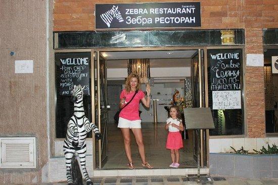 Zebra: Добро пожаловать!