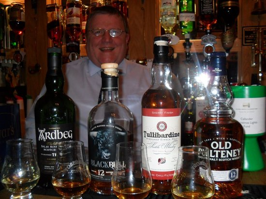 The Old Rectory Inn: Some Whisky