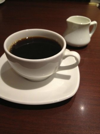 Sheraton Vancouver Guildford Hotel: Black Coffee