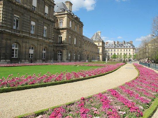 Zdjęcia Ogród Luksemburski, Paryż