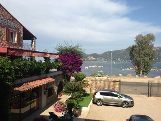 Hotel Shegara : view