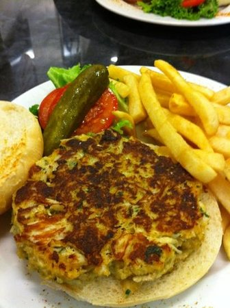 Best Sauce For Crab Cake Sandwich