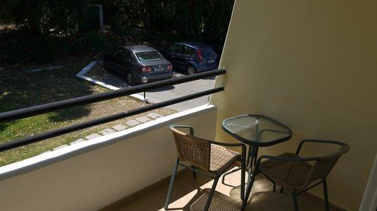 Afandou Beach Hotel: мой балкон