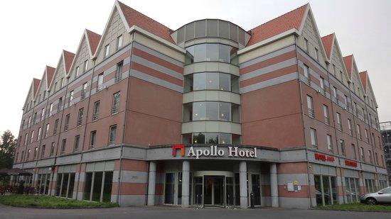 Apollo Arthotel Brugge : fachada do hotel