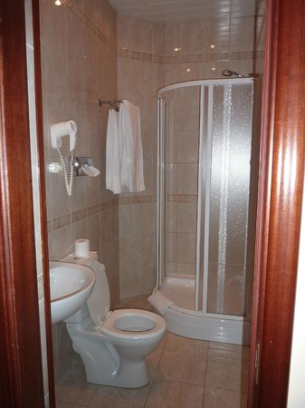 Art-Hotel Mokhovaya : ванная