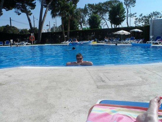 SuneoClub Haiti: Pool at the hotel