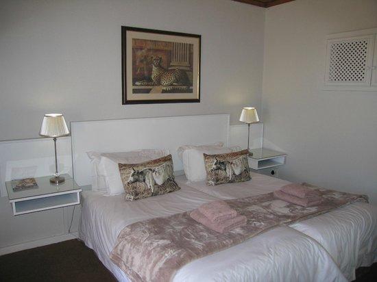 Wagon Wheel Country Lodge: Rooms